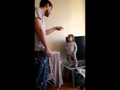 Најсимпатичната татко-ќерка расправија на сите времиња