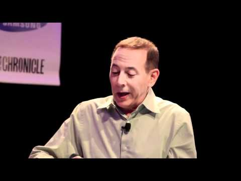A panel with Paul Reubens (Pee Wee Herman) at SXSW 2011