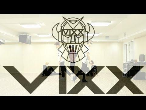 빅스(VIXX) '기적' 안무 연습 영상 (Practice 'ETERNITY' dancing Video)