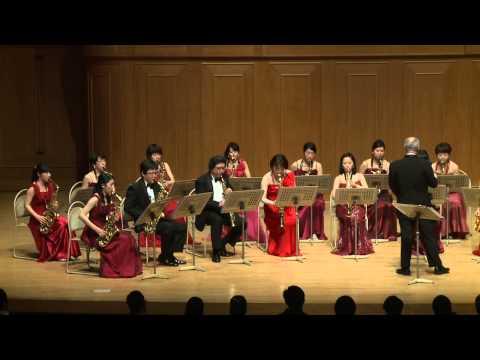 Alain Crepin Saxflight, Mi-Bémol Saxophone Ensemble