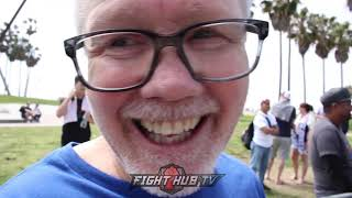 """FREDDIE ROACH """"GGG'S BEST DAYS ARE BEHIND HIM, CANELO JACOBS IS THE BEST FIGHT RIGHT NOW,"""""""