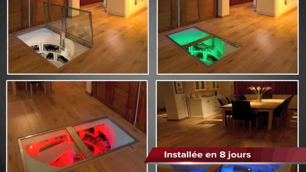 leader dans la construction de caves vins enterr es youtube. Black Bedroom Furniture Sets. Home Design Ideas