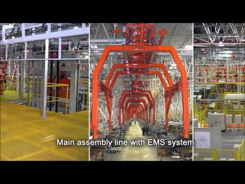 ALTINAY Automotive Conveyors