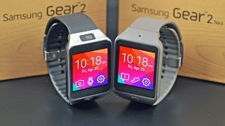 Samsung Gear 2 & Gear 2 Neo: Unboxing & Review