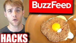 Testing BuzzFeed Cooking Hacks and Food Hacks | TC #172