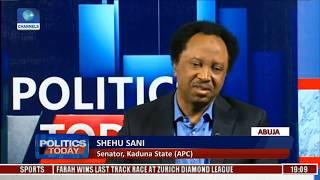 "Senator Shehu Sani Explains ""Lion King"" Tweets |Politics Today|"