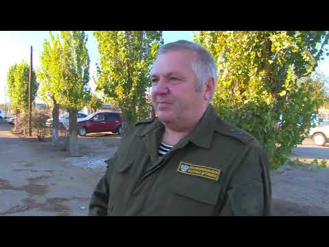 Быковское юртовое казачье общество в конце года подводит предварительные итоги работы