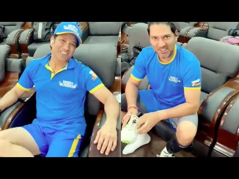 This is our god: Virender Sehwag posts an adorable video with Sachin Tendulkar