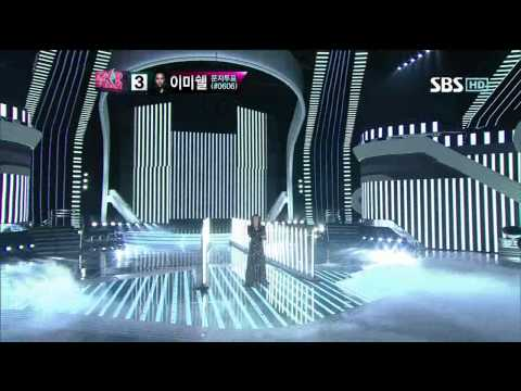 Lee michelle [If Were A Boy] @KPOPSTAR Live Episode 20120318