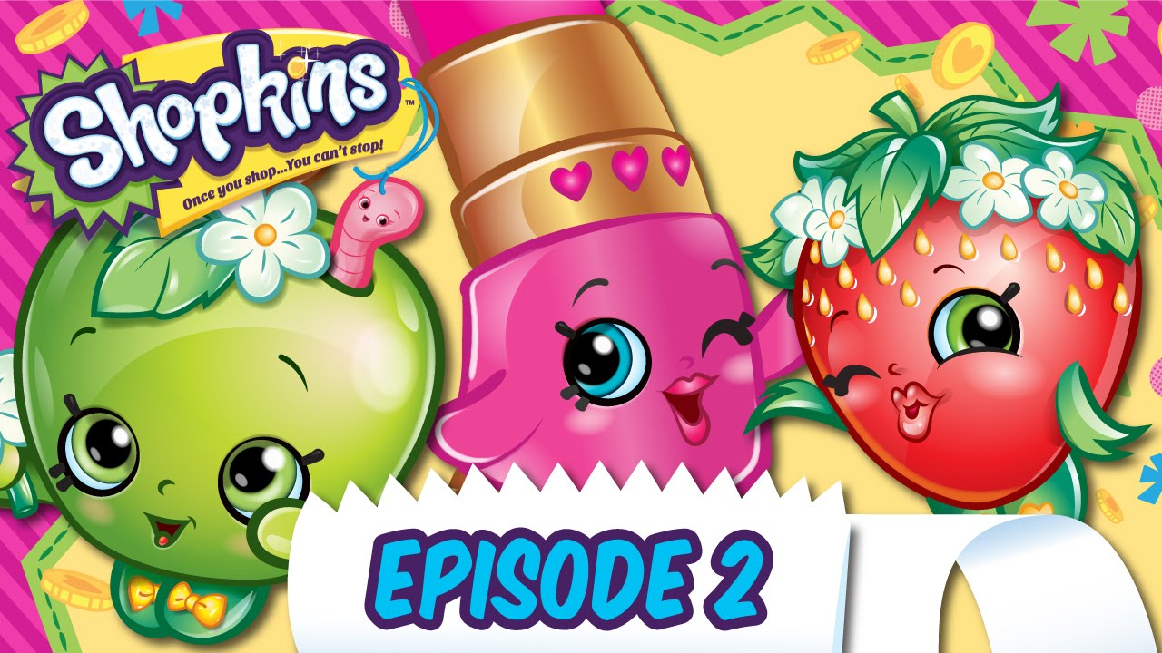 shopkins cartoon episode - photo #5