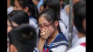 Toàn cảnh lễ tang nhà giáo Văn Như Cương