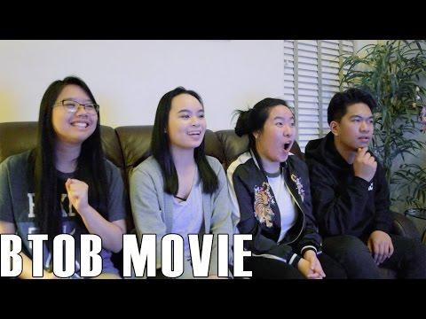BTOB (비투비)- Movie (Reaction Video)