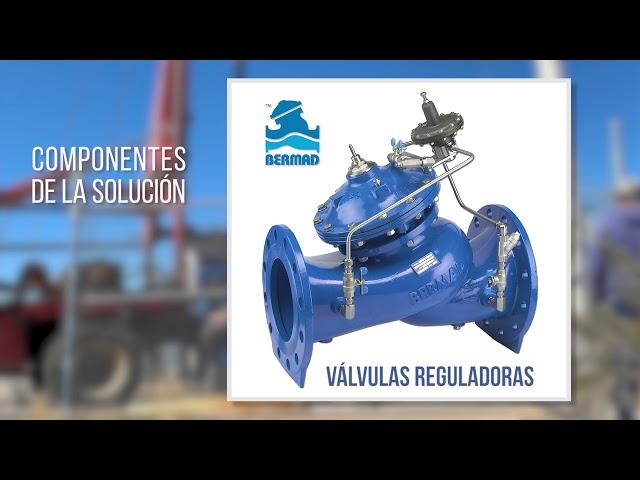 Un caso de éxito basado en sectorización y disminución de agua no contabilizada.