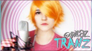 「Tranz - Gorillaz The Now Now」Cover Monielponi