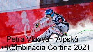 Petra Vlhová vybojovala striebro na majstrovstvách sveta v alpskej kombinácii + HLASY