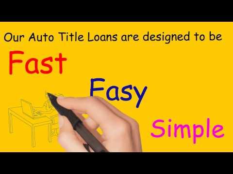 Get Auto Title Loans