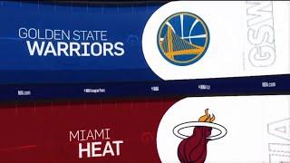 Golden State Warriors vs Miami Heat Game Recap | 2/27/19 | NBA