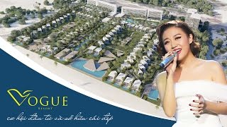 [RA MẮT VOGUE RESORT] Feel The Light – Văn Mai Hương