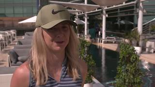 Interview: Elina Svitolina