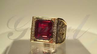 Gold Ring (men) Grimal Jewelry