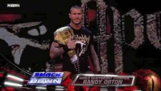 WWE Randy Orton Tribute (What I've Done) 2011