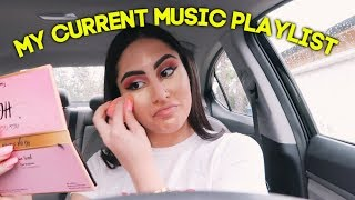 GRWM while I BUST DOWN 🤪🤠my current Music Playlist 2019