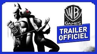 Batman arkham city :  bande-annonce 2 VOST