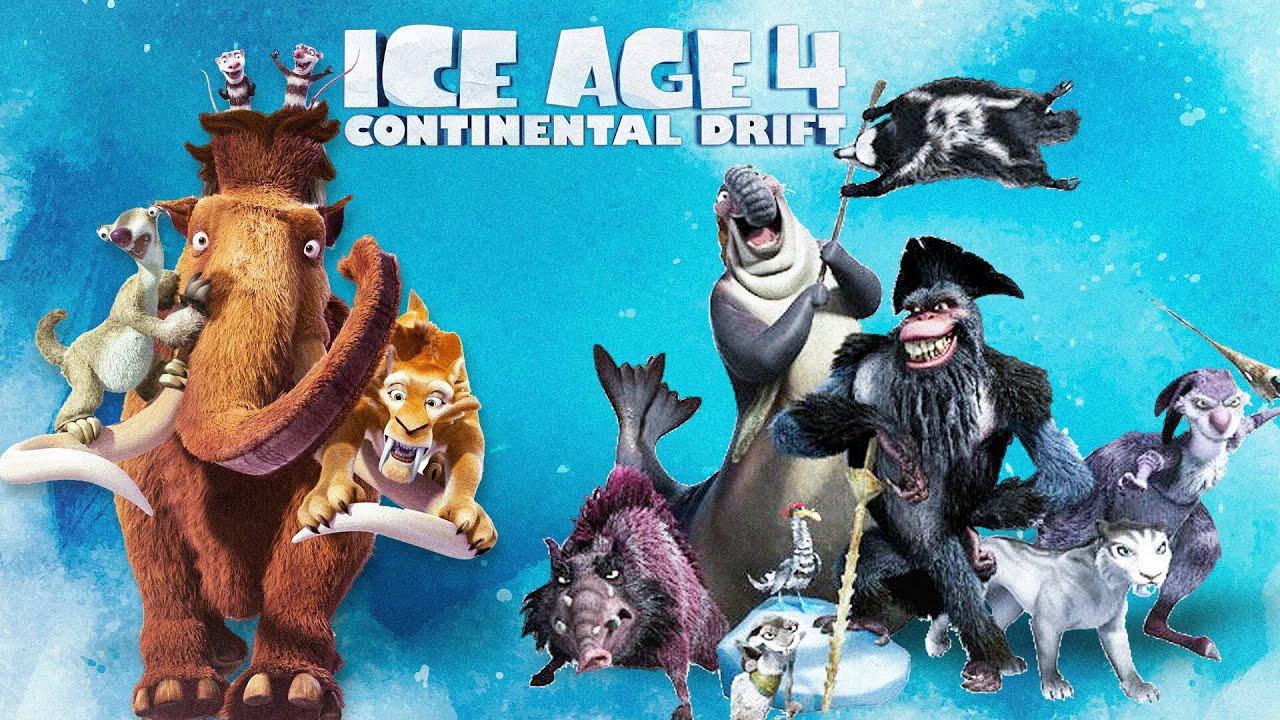ice age 4 kinox