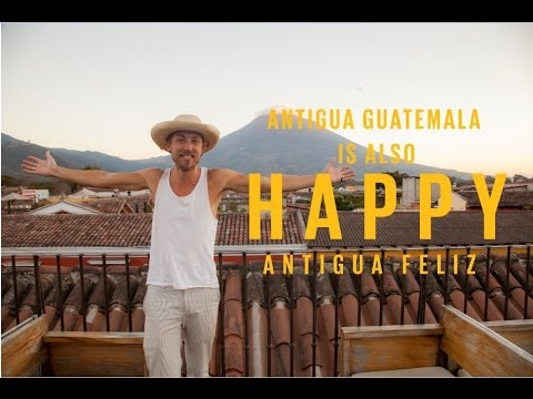 Baixar Pharrell Williams - Happy (LA ANTIGUA IS ALSO HAPPY) #HAPPYDAY