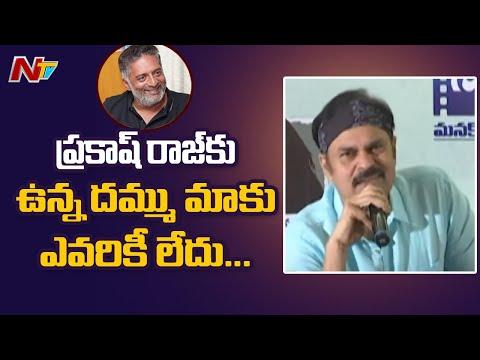 MAA Elections: Nagababu counter to CVL Narasimha Rao