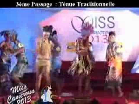 Finale de miss cameroun 2013