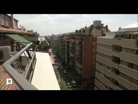 Edificio Augusta Aribau Residencial. Áticos de lujo en Barcelona.