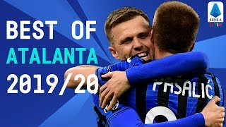 The Best of Atalanta | Iličić, Gómez, Zapata | 2019/20 | Serie A TIM
