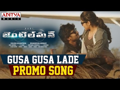 Gusa-Gusa-Lade-Promo-Song--From-Gentleman-Movie