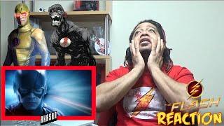 "The Flash Season 2 Episode 17 ""Flashback"" REACTION"