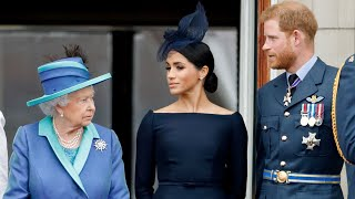 Why Meghan Markle SKIPPED Prince Harry's Meeting with the Queen