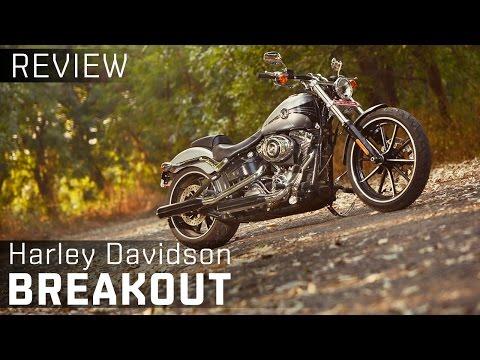 Harley Davidson Breakout :: Review