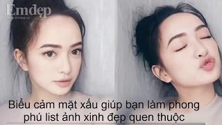 Hướng dẫn TUYỆT CHIÊU Pose hình khiến các cô gái hút hàng trăm ngàn Like trên MXH| Emdep TV