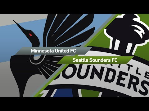 Minnesota United vs Seattle Sounders