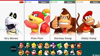 Super Mario Party - How to Unlock All Characters