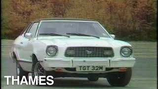 American gas guzzlers | American Classic cars | Drive in | 1973