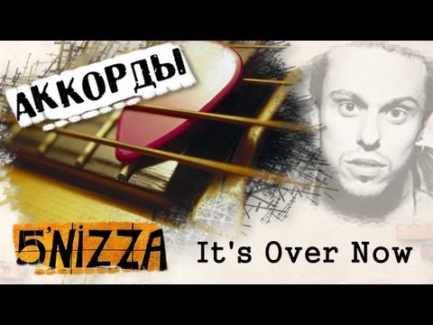 5nizza - It's over now (cover)