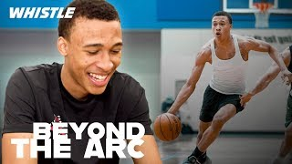 18-Year-Old RJ Hampton SKIPPED COLLEGE To Go Pro