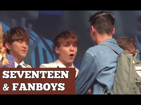 ~ Seventeen & Fanboys (Part 1) ~
