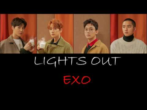 EXO (엑소) - Lights Out Lyrics (HAN/ROM/ENG)