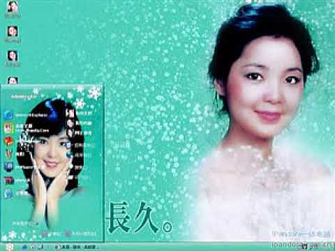 邓丽君 LP黑胶唱片 15周年
