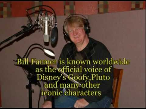 Bill Farmer speakers reel - YouTube
