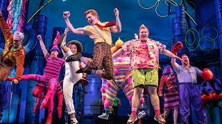 SPONGEBOB SQUAREPANTS, MEAN GIRLS, THE BAND'S VISIT and FROZEN Compete for Best Musical