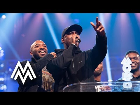 Skepta ft. JME | Best Video Award acceptance speech at MOBO Awards | 2014 | MOBO