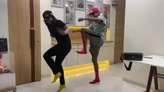 Shreyas Iyer dances with sister- Video goes viral..